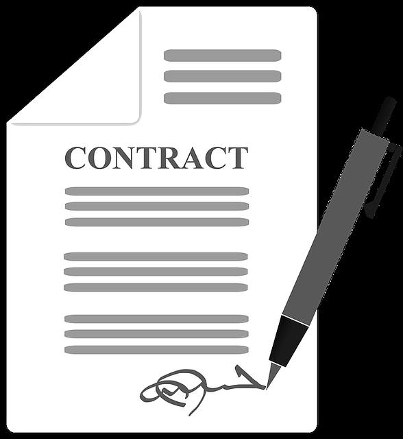 Cum sa faci un contract de credit bun