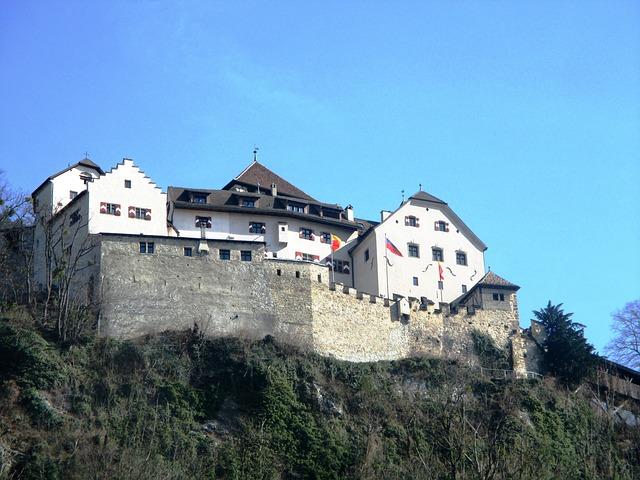 Afacerea fiscală Liechtenstein