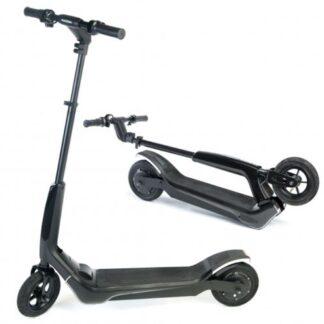 Trotineta electrica Freewheel Rider T1, Autonomie 25 Km, Viteza 20 Km/h (Negru)
