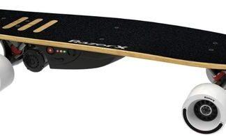 Skateboard Electric RazorX 01RZ25173899 (Negru)