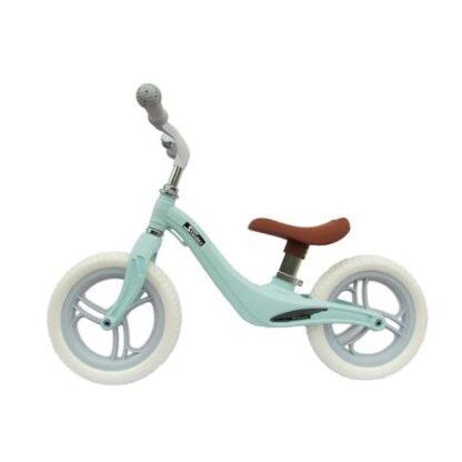 Bicicleta fara pedale cu cadru de magneziu