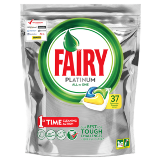 Detergent de vase capsule Fairy Platinum