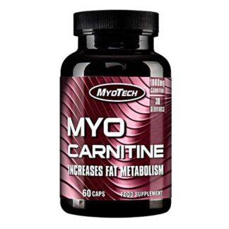 MYO CARNITINE. supliment pentru slabit