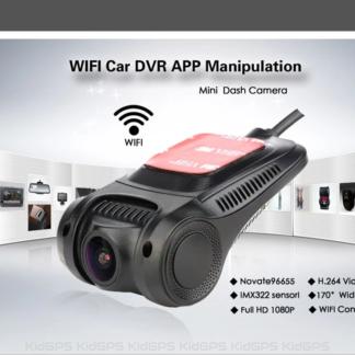 Camera auto DVR TechONE
