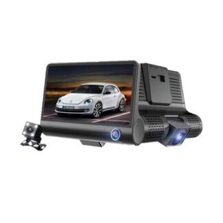 Camera Video Auto Tripla